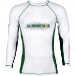 Submission Long Sleeve BJJ Jiu Jitsu Sensation Rash Guard