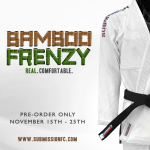 Submission 'Bamboo Frenzy' Gi (Pre-Order Only)
