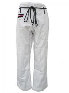 Submission Rip Stop Jiu Jitsu Gi Pants (White)