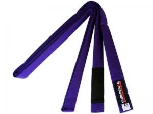 Submission BJJ Purple Belt