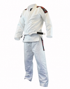 White, Black and Blue ECO v3.0 Series BJJ GI - FREE WHITE BELT